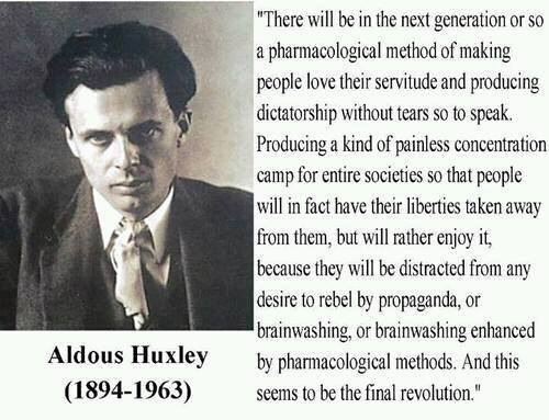 Huxley on pharma
