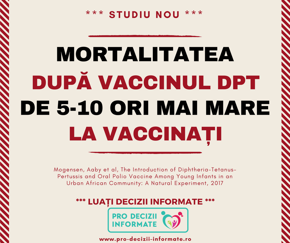 Mortalitate DPT