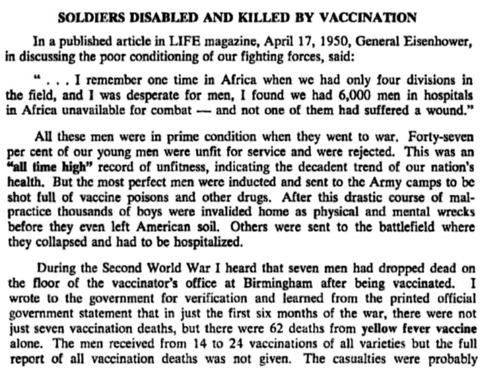 Soldati americani rapusi de vaccinuri in razboi