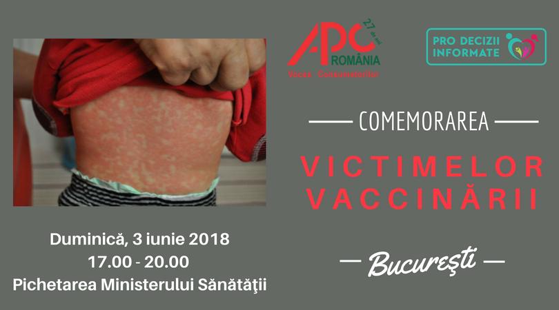 Comemorare victime vaccinare